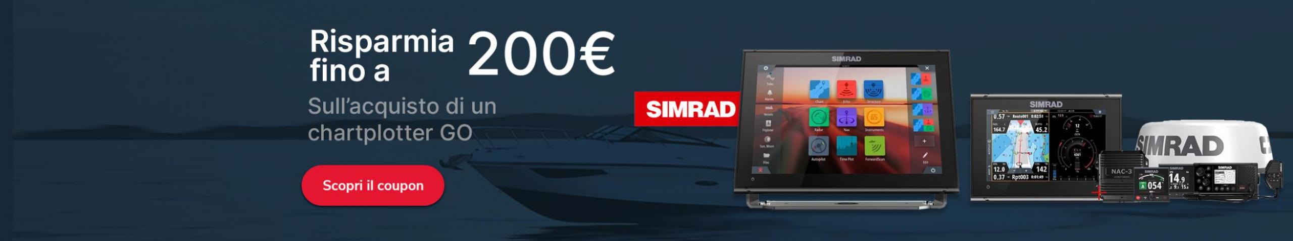 Ultimate Upgrade Simrad