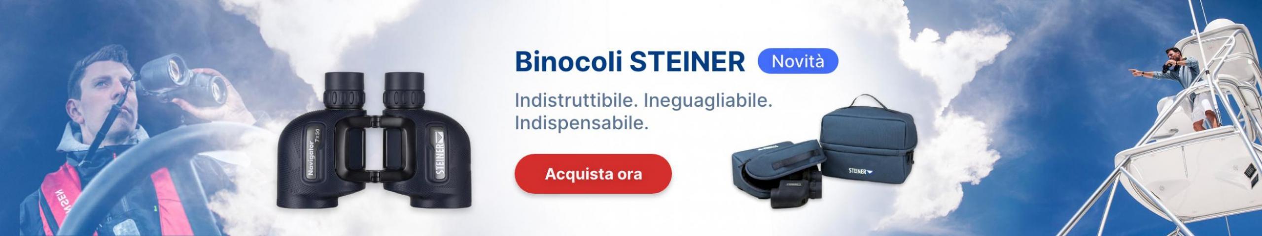 Steiner promo