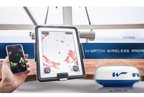 Radar Furuno DRS-4W WIFI