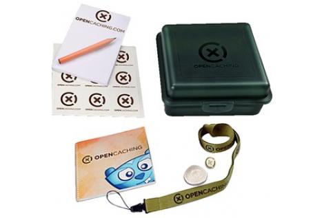 Garmin Official OpenCaching kit
