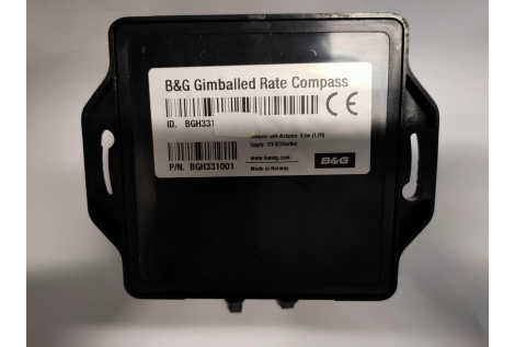 B&G  GINBALLED RATE COMPAS
