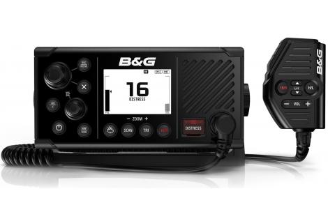 B&G Radio VHF V60-B con GPS e AIS RX-TX