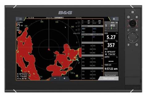 "B&G Zeus³ 12 Multi-function Display 9"""