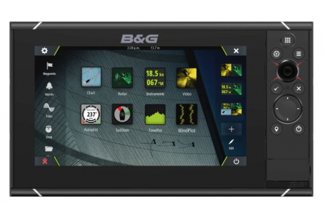 B&G Zeus³ 9 Multi-function Display 9""