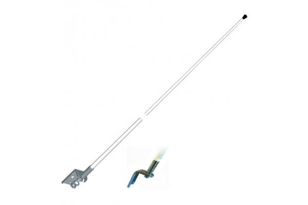 Banten antenna VHF 1,2mt testa d'albero DC/TAL