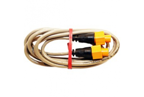 Cavo Ethernet connettore giallo 1,82 mt