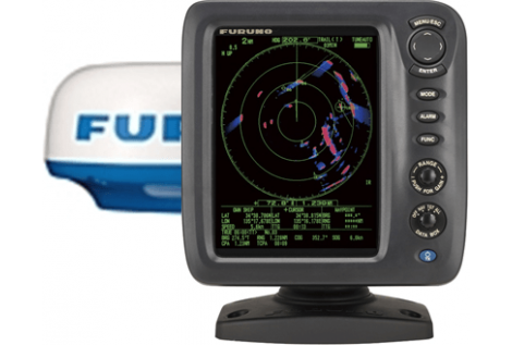 Furuno Radar 1815 a colori 32 nm