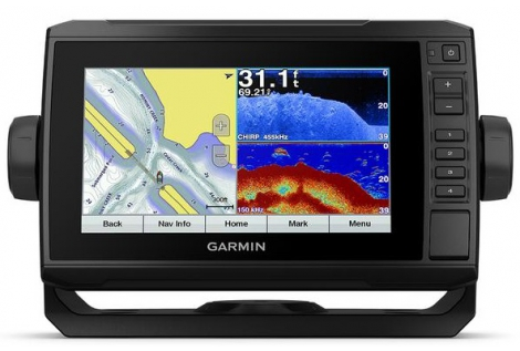 Garmin echoMAP PLUS 72CV Chirp eco/plotter 7""