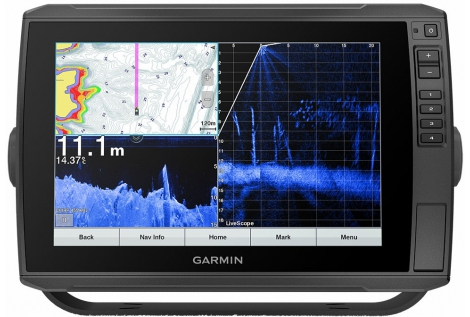 Garmin ECHOMAP Ultra 102SV Chirp eco/plotter 10""