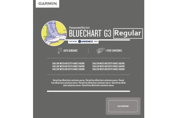 Garmin G3 Regular SD-MicroSD