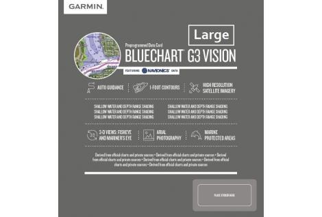 Garmin G2 Vision HD Large SD-MicroSD