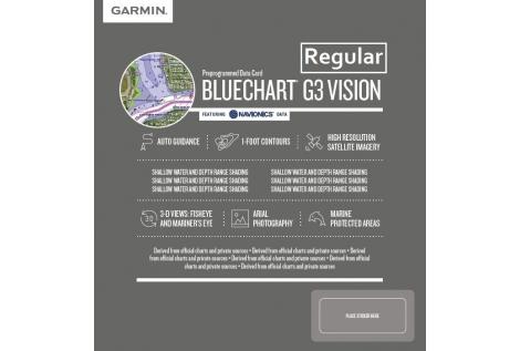 Garmin G2 Vision HD Regular SD-MicroSD