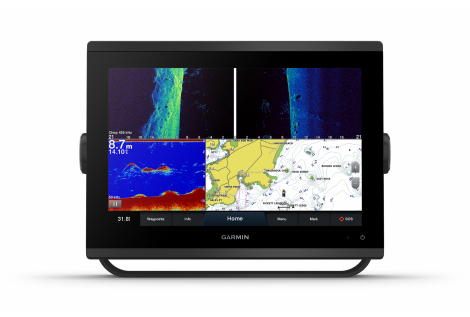 Garmin gpsmap 1223 display multif. 12""