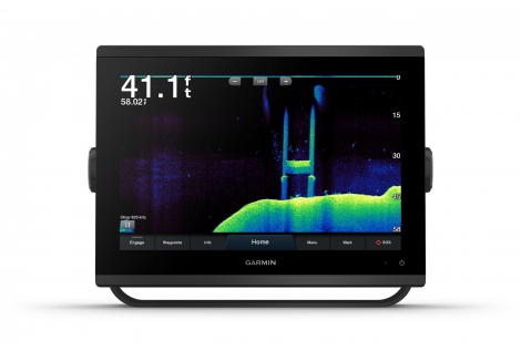 "Garmin gpsmap 1223XSV eco/GPS display multif. 12"""
