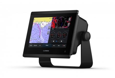 Garmin gpsmap 723xsv Radar Pack