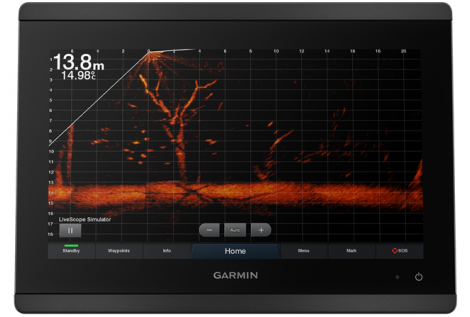 Garmin GPSMAP 8412 Display 12""