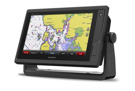 Garmin gpsmap 922 Plus display multif. 9""