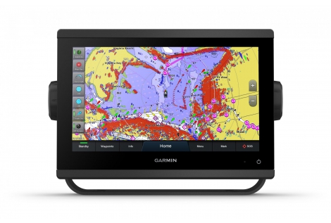"Garmin gpsmap 923XSV eco/GPS display multif. 9"""