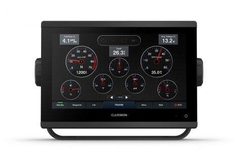 Garmin gpsmap 923XSV eco/GPS display multif. 9""