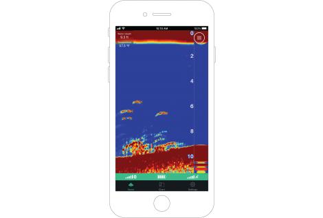 Garmin Striker Cast GPS eco per Samrtphone
