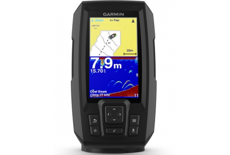 Garmin Striker Plus 4 eco/gps