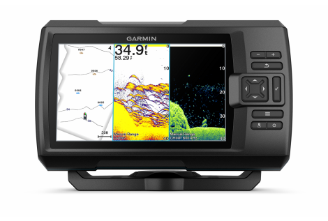 Garmin Striker Vivid 7CV  eco/gps