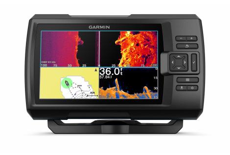 Garmin Striker Vivid 7SV eco/gps