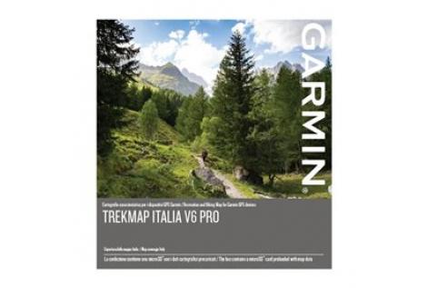 Garmin TrekMap Italia v6 PRO