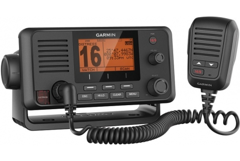 Garmin VHF 215i con AIS e GPS