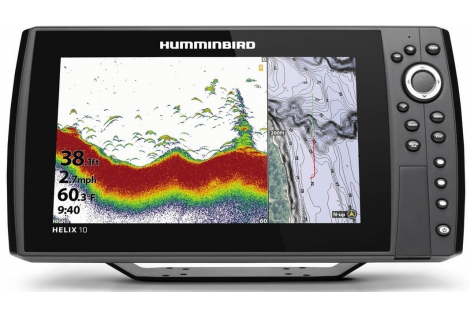 Humminbird  Helix 10 CHIRP G3N eco/GPS