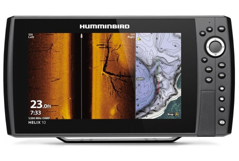 Humminbird  Helix 10 CHIRP G4N eco/GPS
