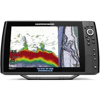 Humminbird  Helix 12 CHIRP G3N eco/GPS