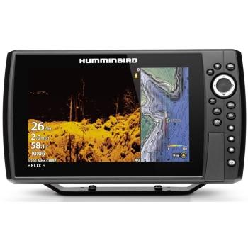 Humminbird  Helix 9 CHIRP G3N eco/GPS