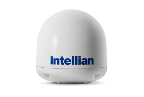Intellian Cupola vuota i6