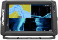 Lowrance Elite 12 Ti2 eco/GPS TouchScreen