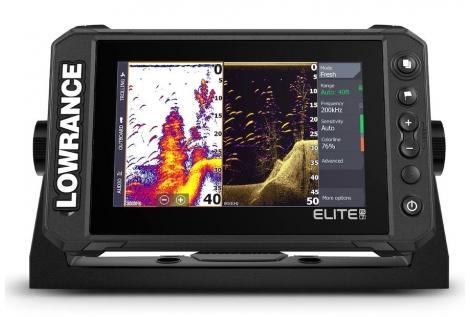 Lowrance Elite 7FS™ eco/GPS TouchScreen