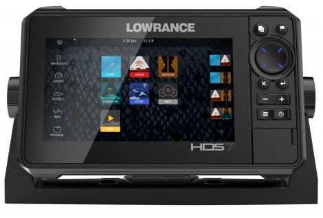 "Lowrance HDS 7 LIVE display 7"""