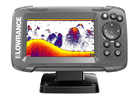 Lowrance Hook2 4x GPS/eco 200khz