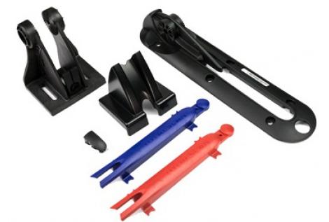 Lowrance TotalScan supporto plastica trasduttore