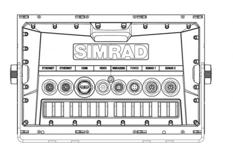 NSSevo3  12-inch Simrad