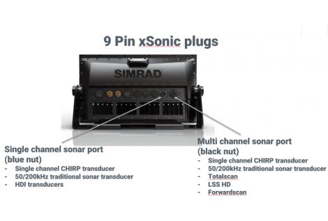 NSSevo3  7-inch Simrad