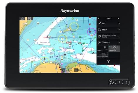"Raymarine AXIOM 7 Display 7"" multifunzione"