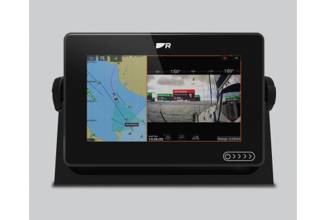 "Raymarine AXIOM+ 7RV Display 7"" eco/GPS"