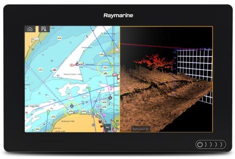 "Raymarine AXIOM 9 Display 9"" multifunzione"