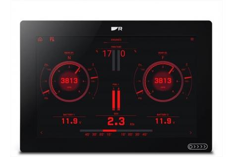 "Raymarine AXIOM+ 9 Display 9"" multifunzione"