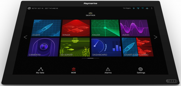 "Raymarine AXIOM XL 22 21.5"" Glass Bridge"