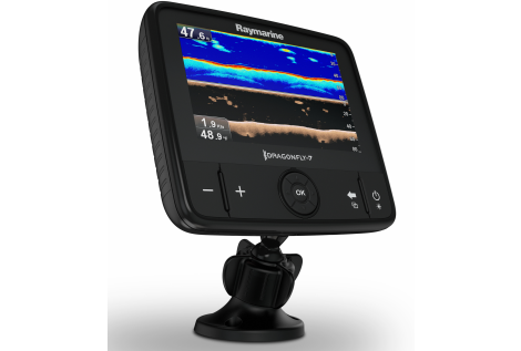 Raymarine Dragonfly 7PRO SILVER Pack