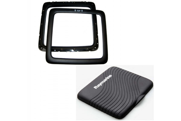 Raymarine kit incasso e Cover Dragonfly 4/5PRO