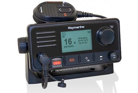 Raymarine VHF Ray 63 AIS con GPS