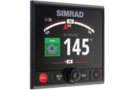 Simrad AP44 Autopilota completo NAC-2 e RPU80